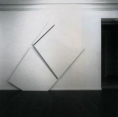 Acrylique sur toile - 240x200x5 cm