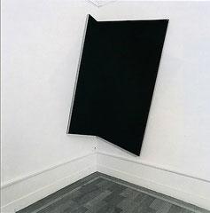 Colle de peau, pigments sur toile - 200x140x5 cm