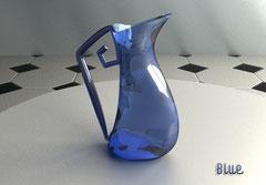 Carafe Blue