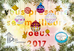 carte voeux an 2017