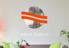 Miroir Solibris intérieur
