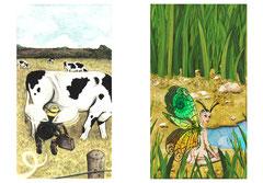 Illustration Sortir en Charente 2008 - 2012