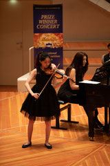 Berliner Philharmonie Rising Stars Grand Prix Internationals Music Competition. Karine Gilanyan
