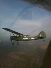 Die Cessna Bird Dog war bei vielen Streitkräften im Einsatz