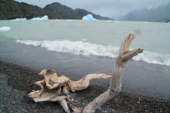 Lago Gray, Torres del Paine NP, Chile