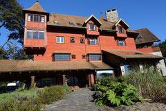 Petrohue Lodge, Inhaber Franz Schirmer