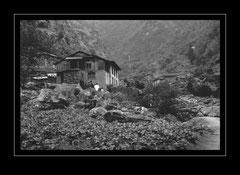 Surke, 2293m / Dawa Sherpas Elternhaus