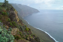 Westküste bei Ponta di Pargo