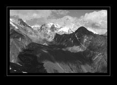Blick vom Gokyo Ri zum Mount Everest, 8848m