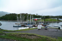 Yachthafen Micalvi, Puerto Williams