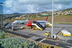 Flughafen Santa Catarina, Santa Cruz