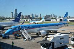 Buenos Aires, Internationaler Flugplatz Jorge Newbery