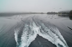 Lago Nahuel Huapi, Argentinien