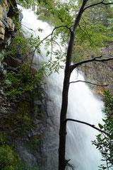 Los Brondes Cascade