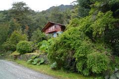 Puerto Peulla, Chile