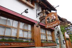 San Carlos de Bariloche, touristische Hochburg der patagonischan Anden