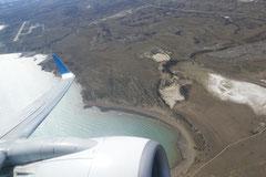 Flug nach Ushuaia