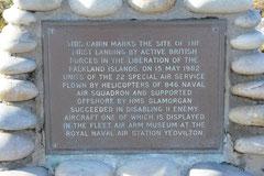 HMS Coventry Memorial