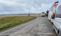 Grenzübertritt nach Argentinien