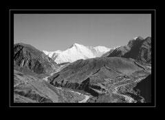 Aufstieg zur Alp Gokyo / Cho Oyu, 8153m