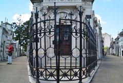 Buenos Aires, Friedhof La Recoleta