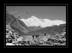 Alp Gokyo, 4750m