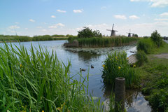 Kinderdijk, Südholland