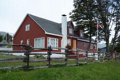 Casa Comandante, Puerto Williams