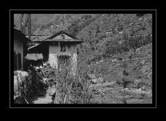 Hängebrücke von Pekarnasa