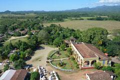 Casa Iznaga, im kleinen Ort Manaca Iznaga