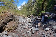 Wanderung zum Volcán Osorno