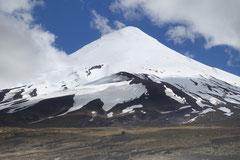 Volcán Osorno 2652m, Petrohue, Chile
