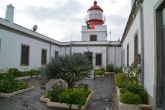 Leuchtturm am Ponta di Pargo