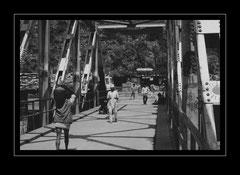 Brücke nach Jiri