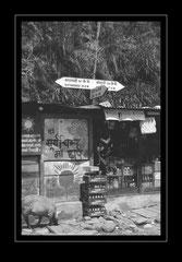 Kiosk von Lamo Sangu