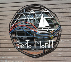 Hafenstadt Puerto Montt, Chile