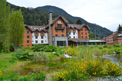 Hotel Peulla am Lago Todos los Santos, Chile