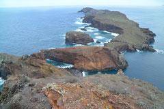 Ponta de São Lourenco