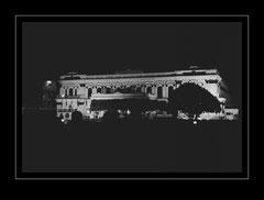 Shaker Hotel, ehemaliger Ranpalast 1850 - 1950