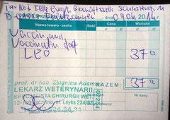 6 Rechnung Leo