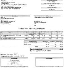 Rg. Geriati Vet 53 Zloty