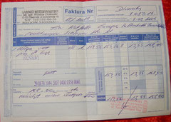 5 Rg. 07.08.2014 TA Wieslaw Danowski - Halswunde Rossini von Dorota 168 Zl. - 42 Euro