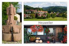 Bildnr. 324 / Brunnen, Ortsansicht, Bauernhaus