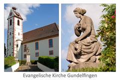 Bildnr. 305 / ev. Kirche