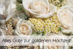 Bildnr. 175 / Goldene Hochzeit