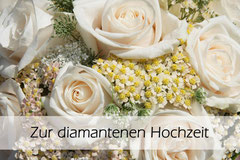 Bildnr. 176 / Diamantene Hochzeit