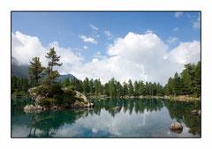 Bildnr. 216 / Saoseo See, Schweiz