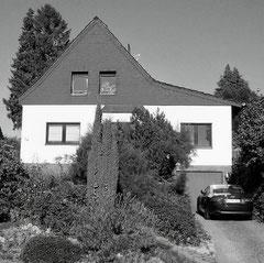 Saarstraße: Bestand