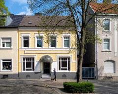 Sanierung des historischen Gebäudes