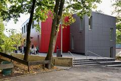 Bauleitung Schulerweiterung, Entwurf: Michael Lambertz